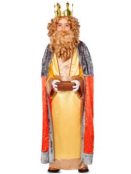 Disfraz Rey Mago Gaspar Niño