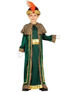 Disfraz Rey Mago Negro Infantil