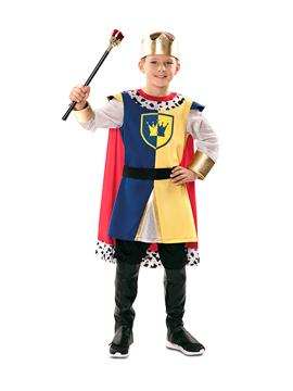 Disfraz Rey Medieval Infantil