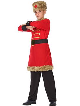 Disfraz Ruso Niño