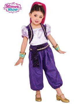 Disfraz Shimmer Deluxe Infantil
