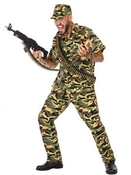Disfraz Soldado Adulto