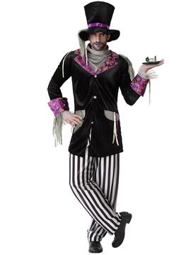 Disfraz Sombrerero Loco Halloween Hombre