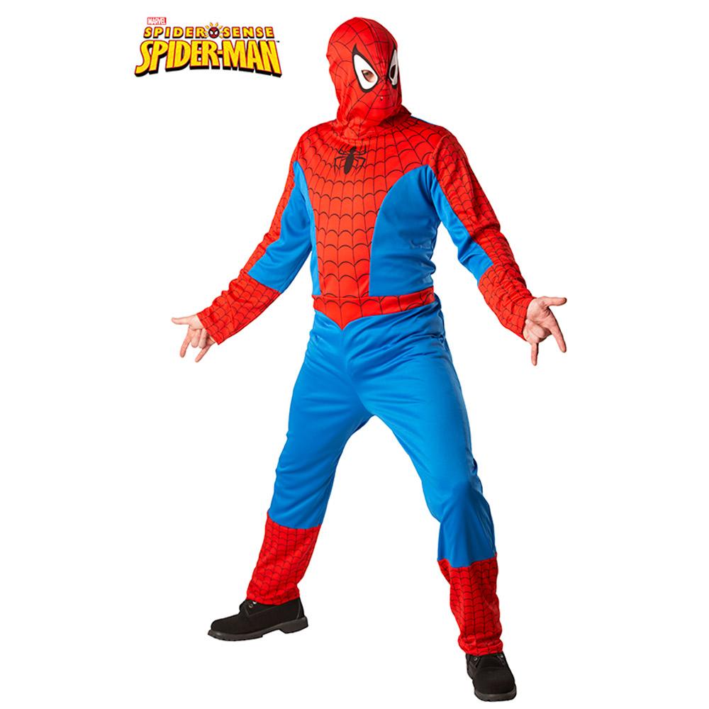 Disfraz Spiderman Classic Adulto