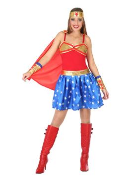 Disfraz Supergirl Adulto