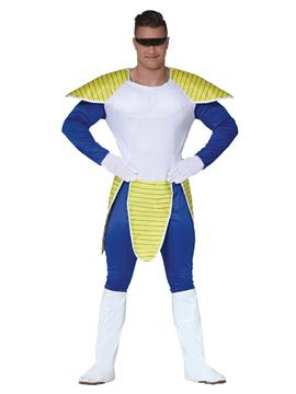 Disfraz Súper Guerrero Espacial Adulto