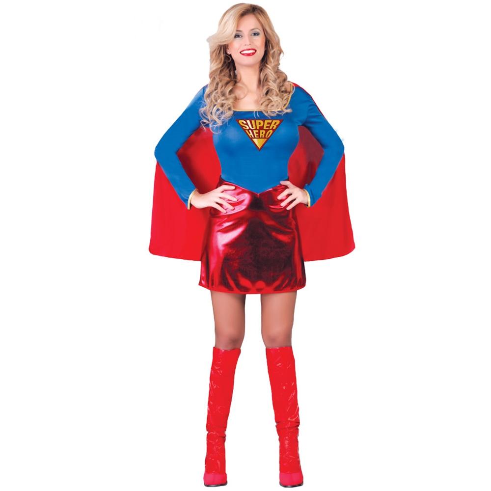 Disfraz Superheroína Adulta