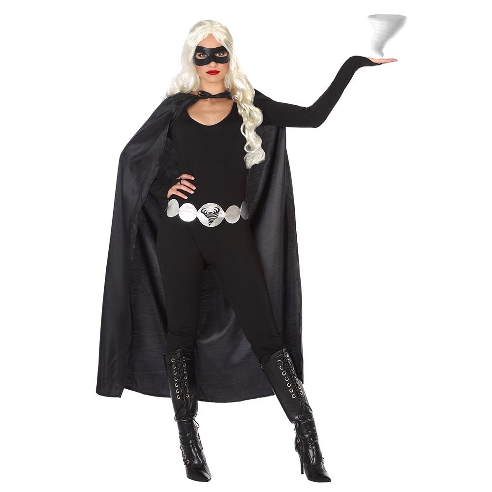 Disfraz Superheroína Comic Tornado Adulto