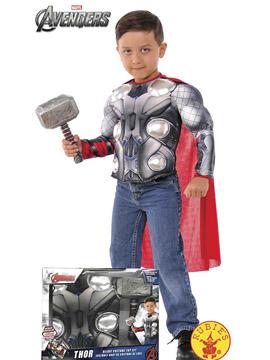 Disfraz Thor Los Vengadores Deluxe Infantil