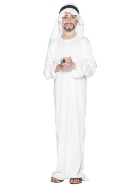 Disfraz de Traje Árabe Infantil