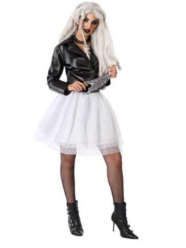 Disfraz Tiffany Novia Muñeco Adulto