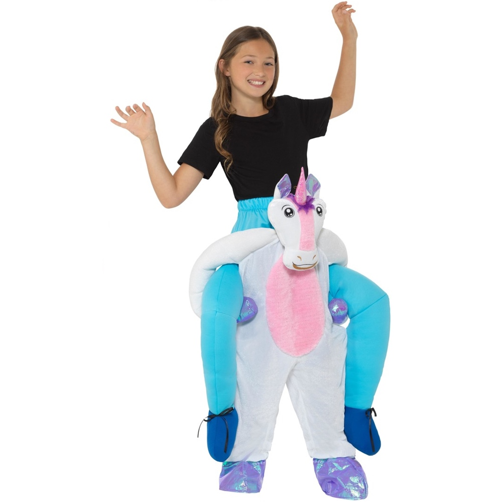 Disfraz Unicornio a Hombros Infantil