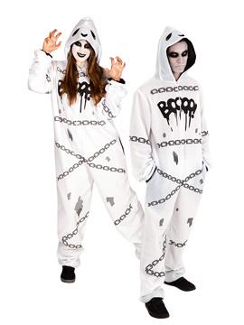 Disfraz Fantasma Unisex Adulto