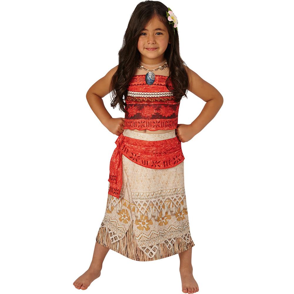 Disfraz Vaiana Classic Infantil