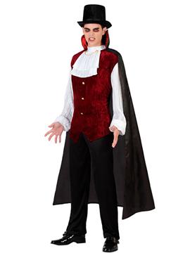 Disfraz Vampiro con Capa