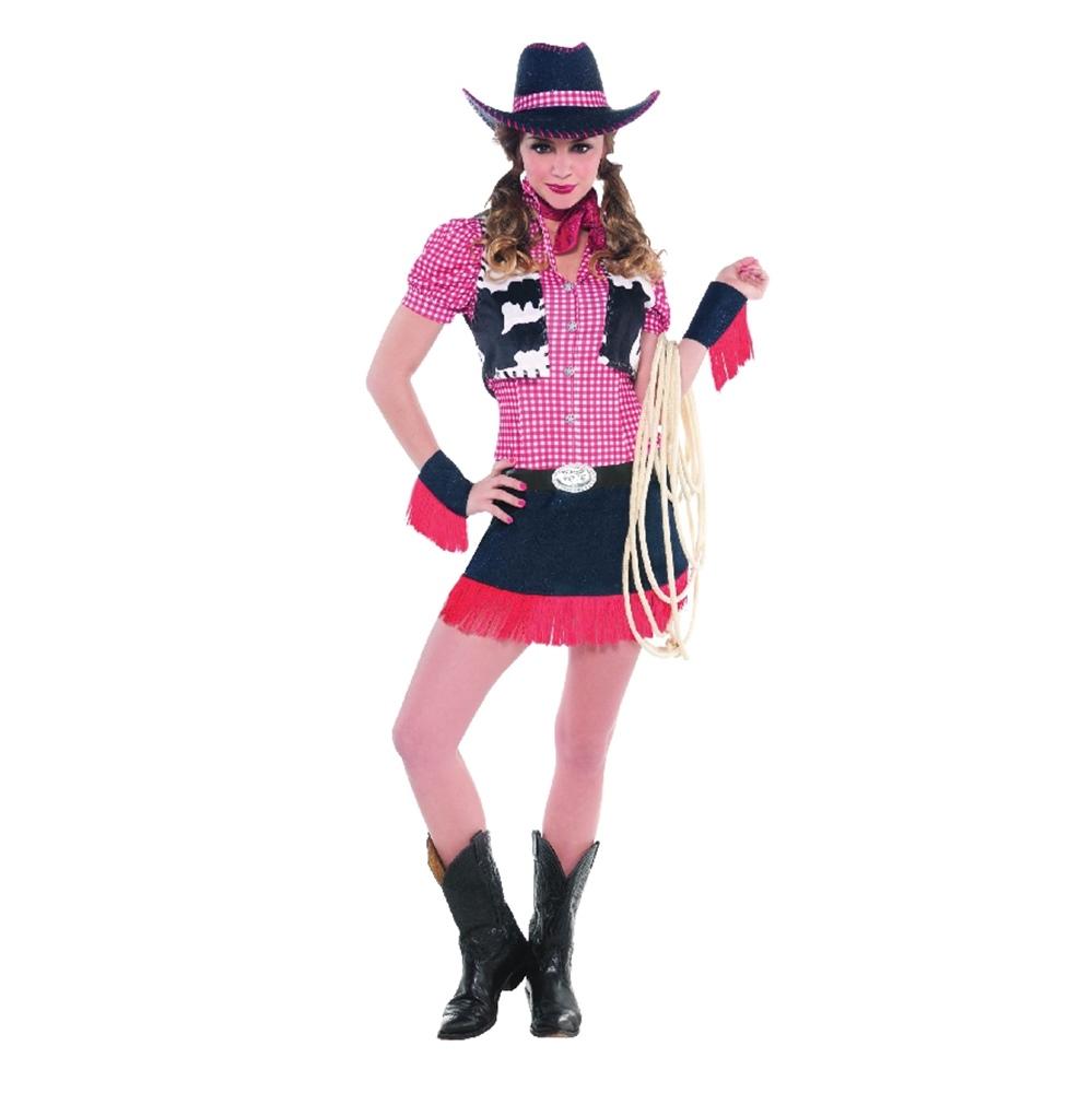 Disfraz Vaquera Adulto