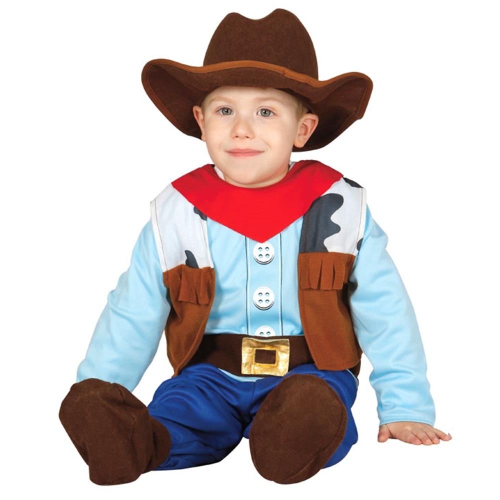 Disfraz Vaquero Bebé