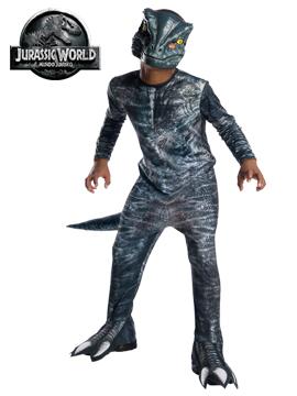 Disfraz Velociraptor Jurassic World Infantil