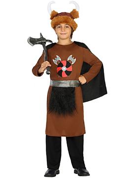 Disfraz Vikingo o Bárbaro Infantil