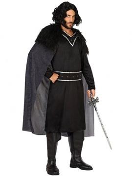 Disfraz Vikingo Negro Adulto