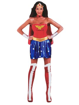 Disfraz Wonder Woman Adulto