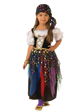 Disfraz Zíngara Infantil