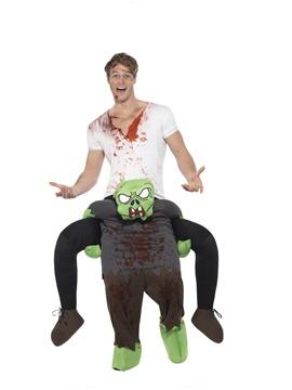 Disfraz Zombie a Hombros