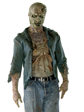 Disfraz Zombie The Walking Dead Adulto