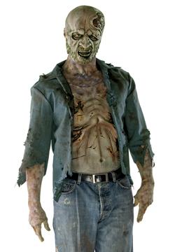 Disfraz Zombie The Walking Dead Adulto