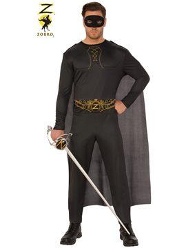 Disfraz Zorro OPP Adulto