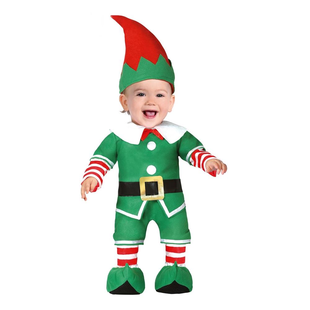 Disfraz de Elfo Bebé