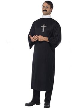 Disfraz de sacerdote