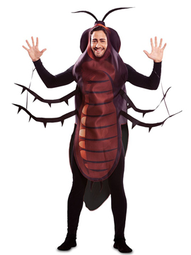 Disfraz Cucaracha Adulto