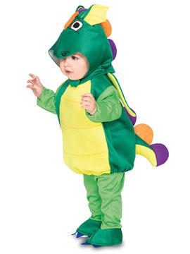 Disfraz Dragón Verde Bebé