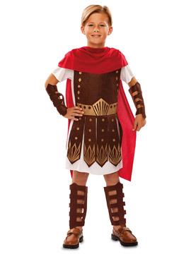 Disfraz Niño Gladiador Romano Infantil