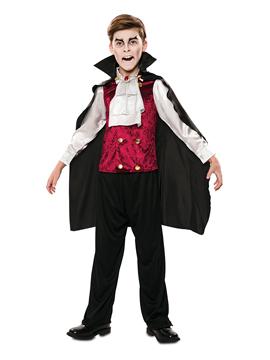 Disfraz Vampiro Elegante Infantil