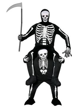 Disfraz Esqueleto a Hombros