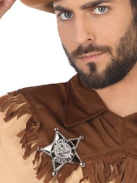 Estrella Plateada Sheriff