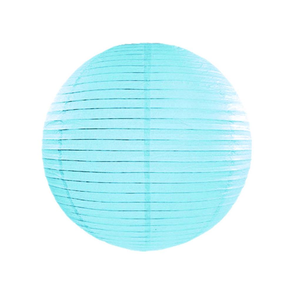 Farolillo de Papel Color Azul 45cm