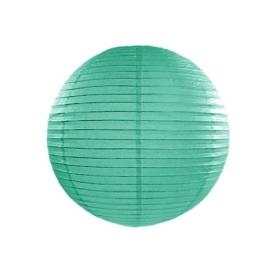 Farolillo de Papel Color Turquesa 25cm