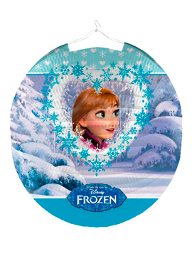 Farolillo Papel Frozen