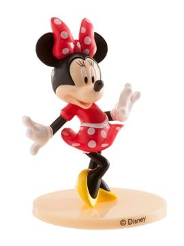 Figura para tarta Minnie Mouse 9cm