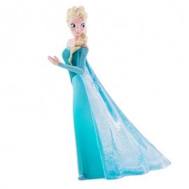 Figura para tarta Frozen Elsa 10cm - Miles de Fiestas