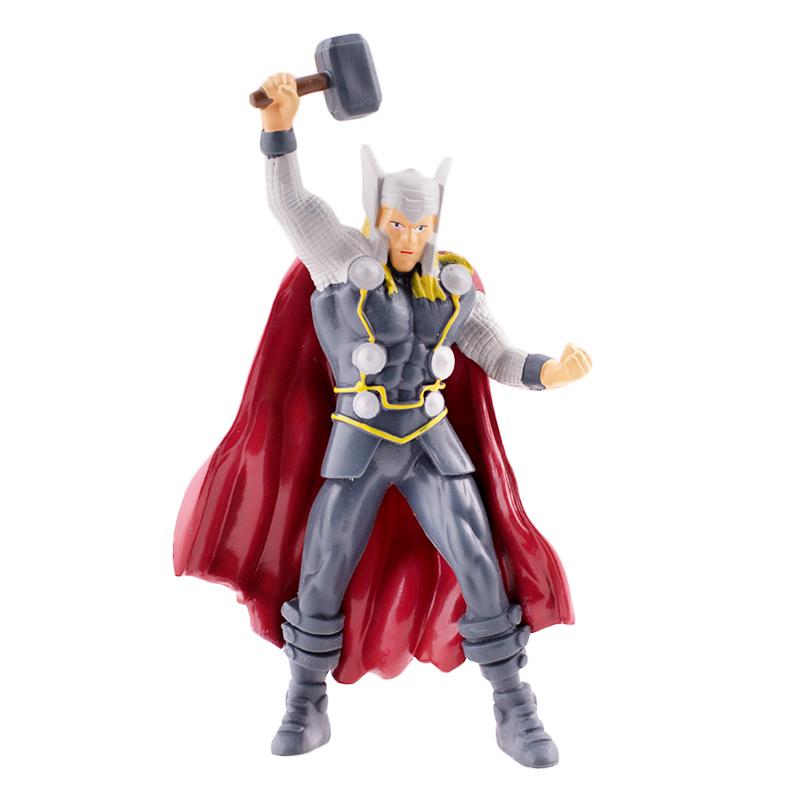 Figura para tarta Los Vengadores Thor - Miles de Fiestas