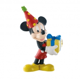 Figura para Tarta Mickey Party 7 cm