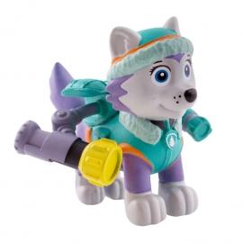 Figura para tarta Patrulla Canina Everest - Miles de Fiestas