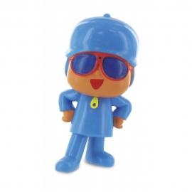 Figura para Tarta Pocoyó con Gafas 7 cm