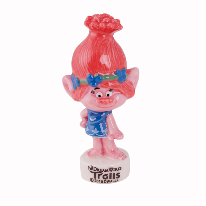 Figura para tarta Poppy Trolls - Miles de Fiestas