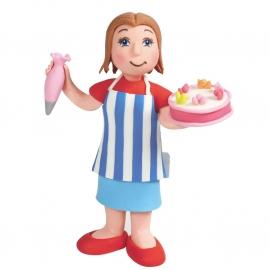 Figura para tarta Repostera