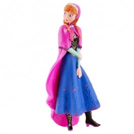 Figura para tartas Anna Frozen - Miles de Fiestas